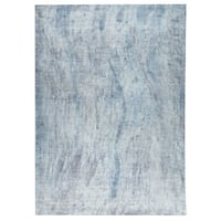 M.A.Trading Hand Woven Reno Soft Grey (India) - 9'x12'