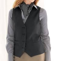 Affinity Apparel Ladies' Traditional 4-button Vest