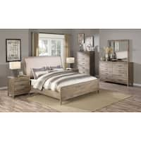 Emerald Home Torino Upholstered Panel Bed