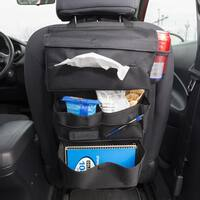 Car Backseat Storage Organizer Multi Pocket 7 Accessories Travel Bag By Stalwart