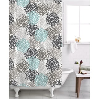Floral Shower Curtains Overstock Com Vibrant Fabric