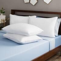 Circle of Down Cotton Pillows (Set of 4)