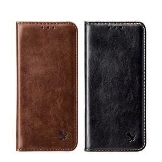 Samsung Galaxy S8 Luxury Gentleman Magnetic Flip Leather Wallet Case