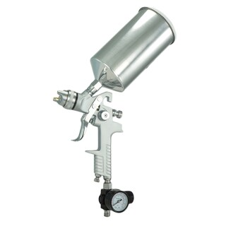2.5mm Gravity Spray Gun Kit with Regulator