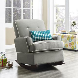 Avenue Greene Burns Grey Rocker