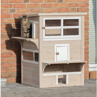 XXL Natura Cat House