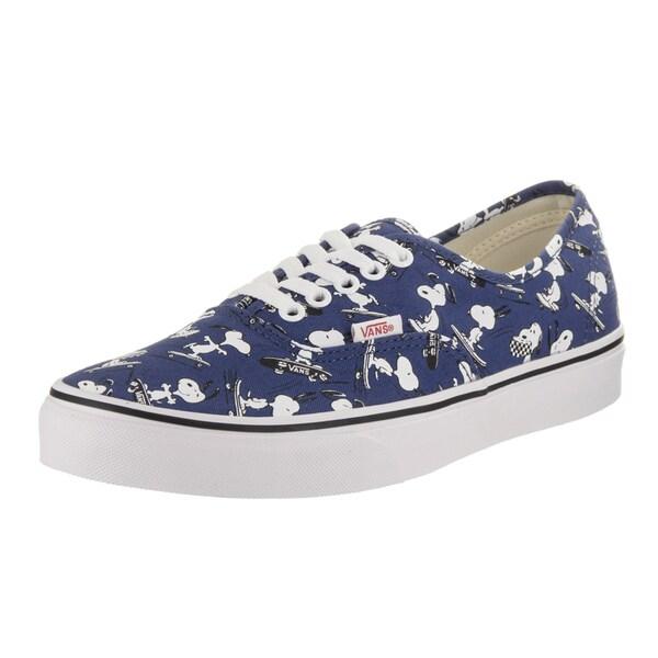 4720b94ef75 191166326995 UPC - Vans Vans X Peanuts Authentic Shoes (Snoopy Ink ...