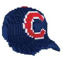 Chicago Cubs MLB 3D BRXLZ Mini Cap