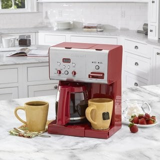 Red Coffee Makers Shop The Best Brands Overstock Com