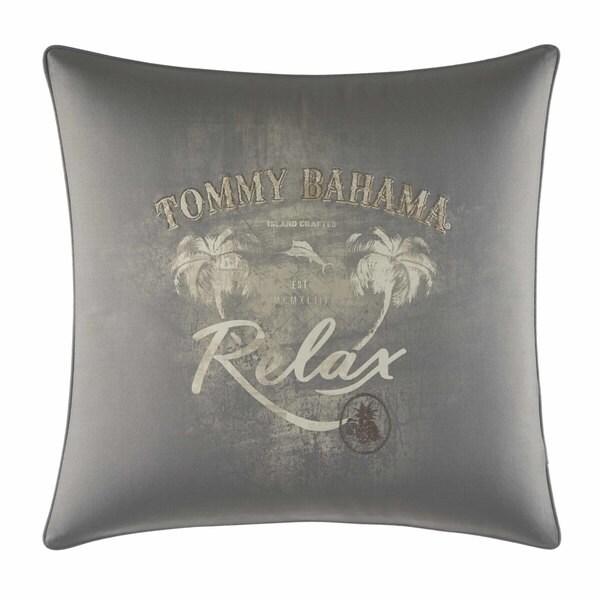 Tommy Bahama Raffia Palms Relax Throw Pllow 40 99 Gay