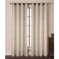 RT Designers Collection Empire Jacquard Grommet Curtain Panel - 54 x 90 in.