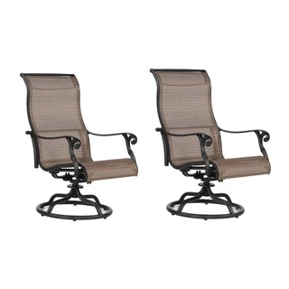 Yorkshire Sling Swivel Rocker (Set of 2)