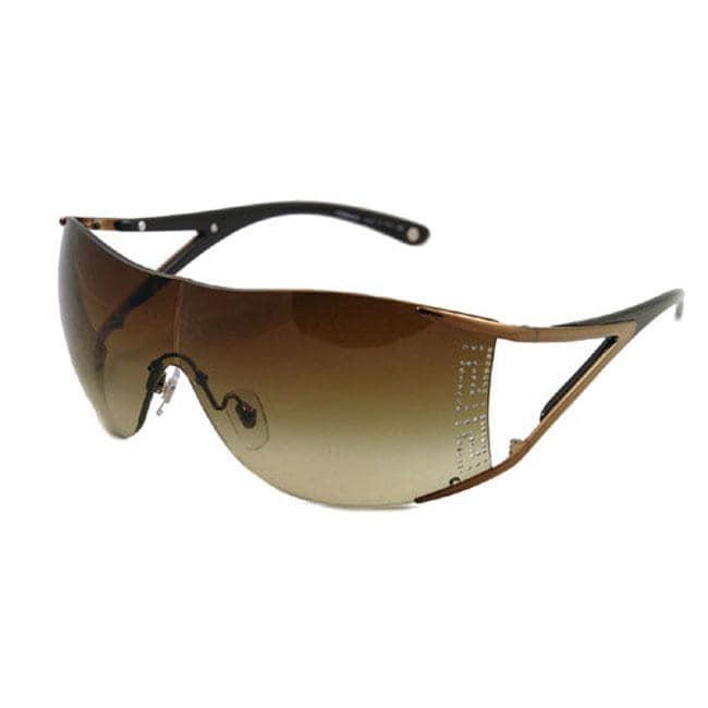 6eb599b155b0 Versace VE 2087B Women  39 s Rimless Wrap Sunglasses - 12294751 - www. Free  shipping versace rimless cateye sunglasses ...