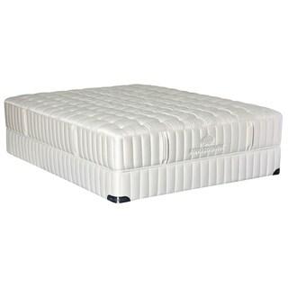 Kingsdown Vintage Euphony 11-inch Full XL Cushion Firm Luxury Mattress Set