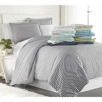 64185ea9d7ed Shop Cube Perspective Duvet Cover - Free Shipping Today - Overstock ...