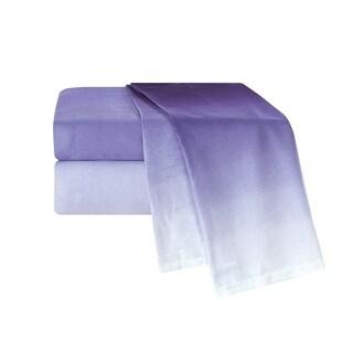 Ombre Purple Sheets