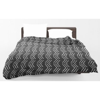 Kavka Designs Dyssodia Black Light Weight Comforter Terri Ellis