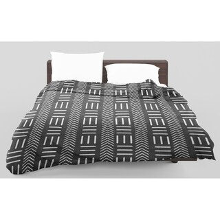 Kavka Designs Hadley Black Light Weight Comforter Terri Ellis