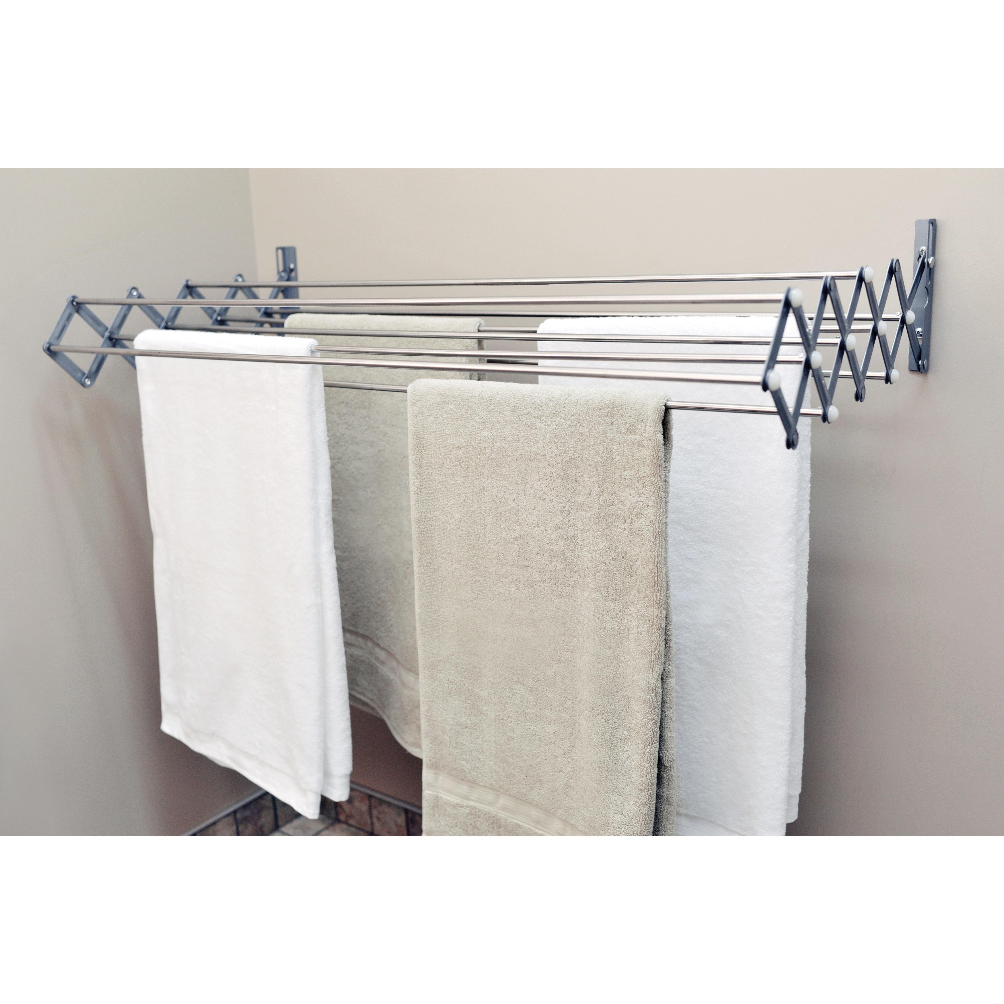 Accordion Drying Rack 16325577 Overstock Com Shopping