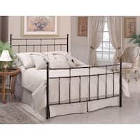 Providence Queen Bed Set Rails not included,  Anitque Bronze