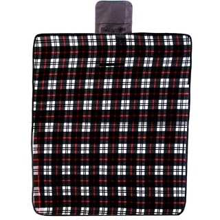 Soft Waterproof Picnic Blanket 50 x 60 Beach Blanket or Picnic Mat