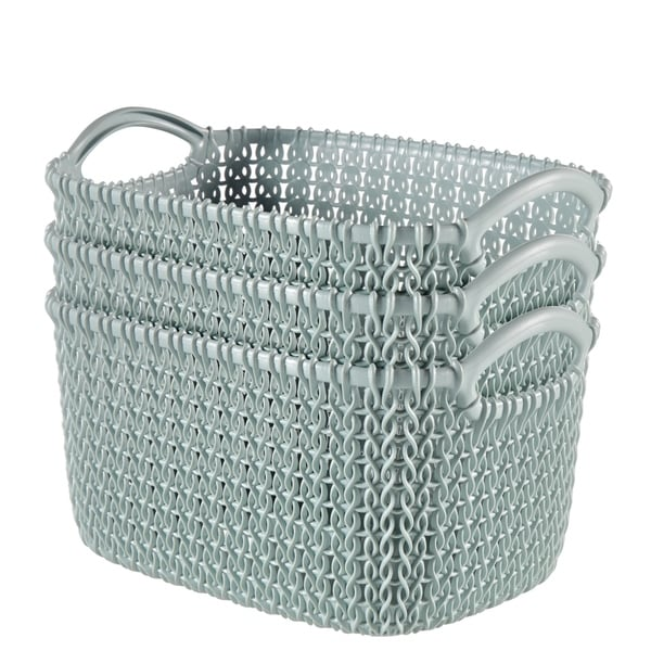 Curver Sand Knit Storage Baskets: USA Page 3