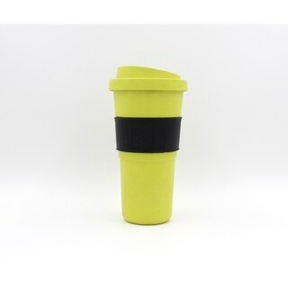 EcoSouLife Bamboo - Cup 20 Oz., Lime