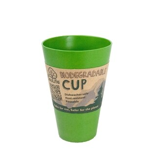 EcoSouLife Bamboo - Cup 15 Oz., Green