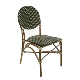 Café Bistro Indoor/Outdoor Rattan Dining Chair