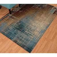 Westfield Home Cairo Amaris Multi Distressed Accent Rug - 1'10 x 3'