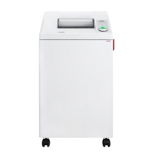 ideal. 2604 Cross-Cut Office Shredder with Auto Oiler, P-4 Security.