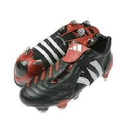 4c80938c86ca Adidas Predator Pulse 2 X TRX SG Black Running White Predator Red on ...