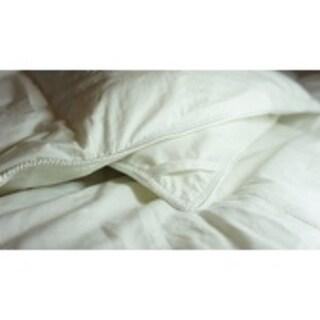Twin Ducks Inc Florence White Goose Down Comforter