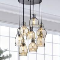 Oliver & James Yinka Antique Glass Cluster Lights