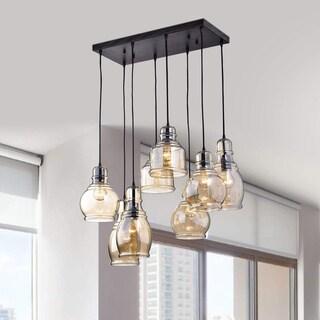 Oliver & James Yinka Antique Glass Pendant Lights