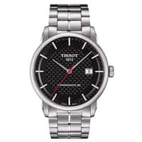 Tissot Powermatic 80 Stainless Steel Mens Watch