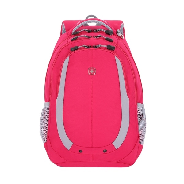 1ce5e5ea99 Shop SwissGear Cranberry - Urban Heather 18 inch Laptop Backpack ...