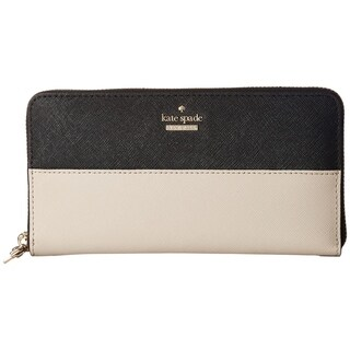 Kate Spade New York Cameron Street Lacey Wallet Tusk/Black