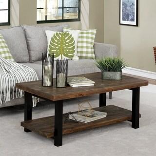 The Gray Barn Michaelis Reclaimed Wood 42-inch Coffee Table