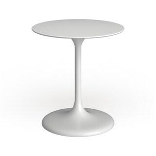 Eero Saarinen Style 28-inch White Tulip Dining Table