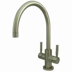 Dallas Lever Handle Kitchen Faucet With Sprayer 10379463