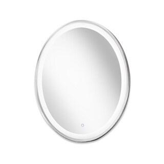 Nova Lighting Pool Illuminated Oval Mirror