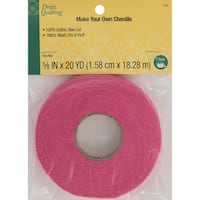 "Dritz Quilting Make-It Chenille 5/8"" Wide 20yd"