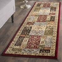 Safavieh Lyndhurst Traditional Oriental Multicolor/ Ivory Runner Rug - 2'3 x 8'