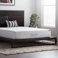 LUCID Comfort Collection 10-inch Twin-size Gel Memory Foam Mattress