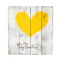Handmade Del Hutson Designs Chandler Sunshine Sign