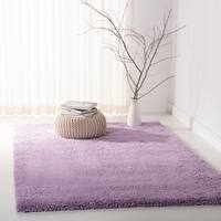 Safavieh Cozy Shag Lilac Rug - 8' x 10'