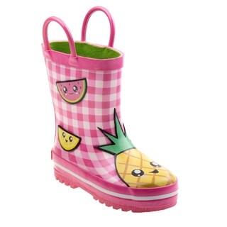 Laura Ashley Girls Rainboots