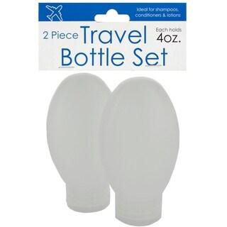 4-Oz. Travel Bottle - Set of Two