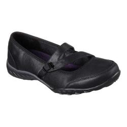 Women's Skechers Relaxed Fit Breathe Easy Calmly Mary Jane Black